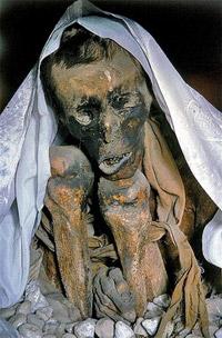 Монах Сангха Тензин - тибетская мумия долины Спити