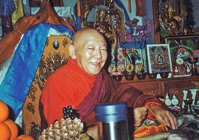Буддийский хан