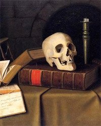 Memento mori - Помни о смерти