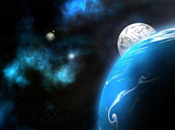 Наша вселенная расширяется и остывает