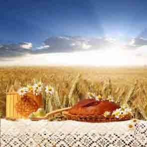 Сказочка о хлебе и масле