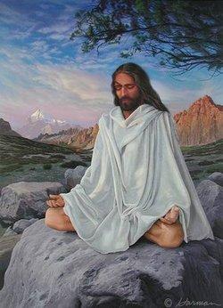Иисусова молитва – христианская медитация