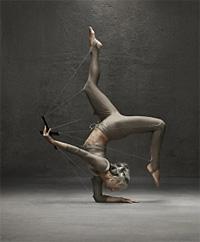 Йога - друг танцора