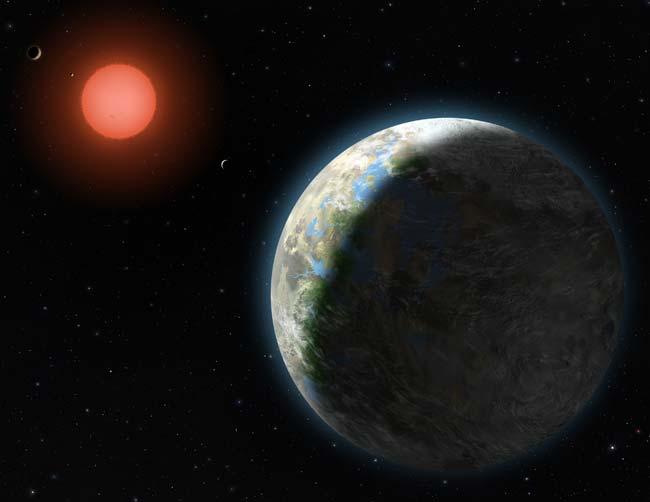 Рейтинг потенциально пригодных для жизни планет