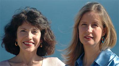 На фото Рени Мюрез (слева) и Наи Мюрез