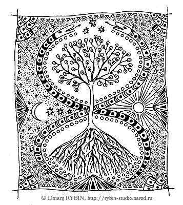 Медитативное рисование