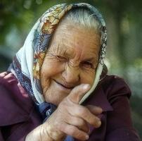 Просветление бабушки