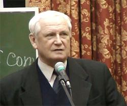 Физик-ядерщик Юрий Николаевич Бажутов