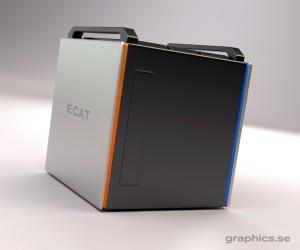 Предполагаемый вид генератора ECAT для домашнего пользования