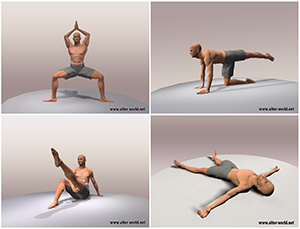 Волевая йога