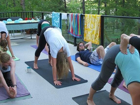 Какой должны быть современная Йога