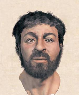 Иисус. Восстановленный криминологами портрет