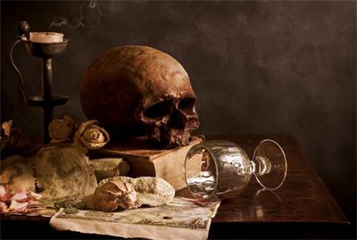 Медитация смерти