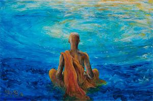 Овладение медитацией