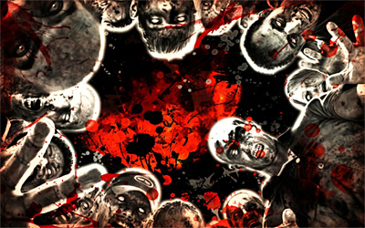 Когда нападают зомби