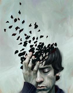 Утрата себя. Депрессия. Поиск выхода. Прогулка по граблям