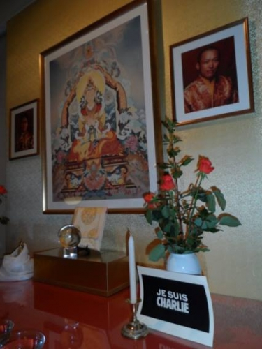 Медитационный ретрит в традиции тибетского буддизма (Dechen Chöling)