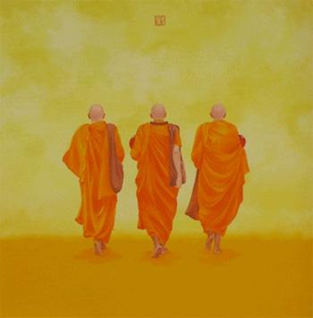 Монах, Лама, Ринпоче