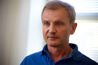 Владимир Майков: «Переполнить океан восприятия»