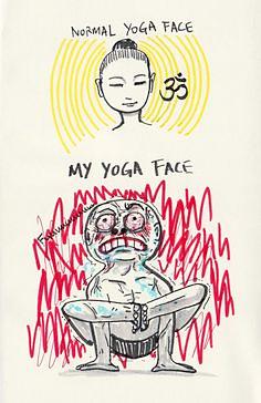 О лже-йоге