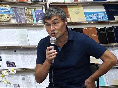 Владимир Серкин: «Шаман – собирательный образ»
