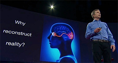 Профессор Хоффман: «Объективная реальность — лишь точка зрения»