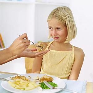 Дети-вегетарианцы