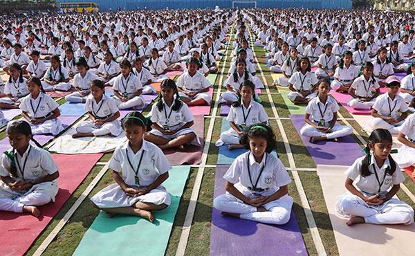 Индийские мусульмане vs. Йога