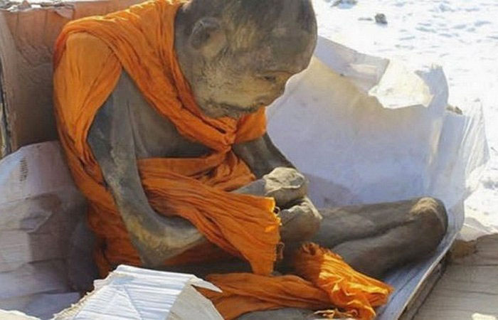 Сокушинбутсу - как стать буддой во плоти