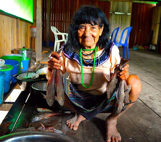 Индейцы шипибо. Заметки ученицы шамана