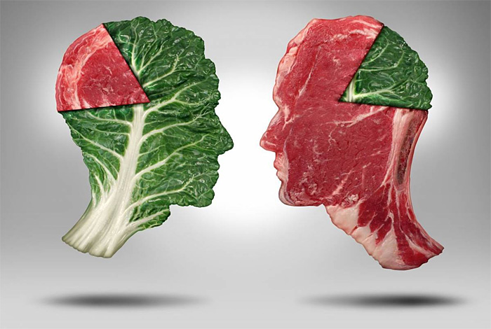 Вегетарианство: добро или зло?