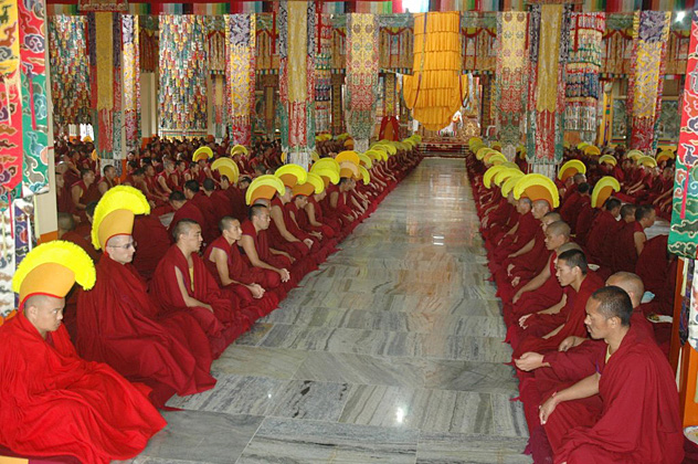 Философские диспуты в тибетском монастыре глазами монаха с Запада