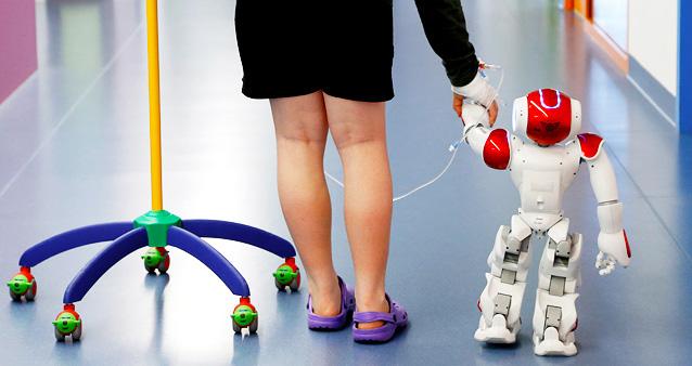Как роботы изменят будущее
